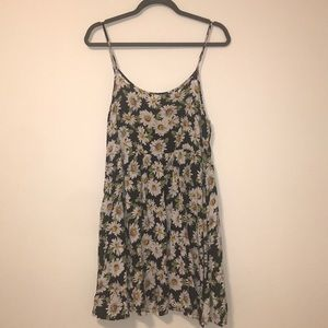 American Apparel Sunflower Dress